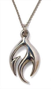 The Lightning Bolt Amulet
